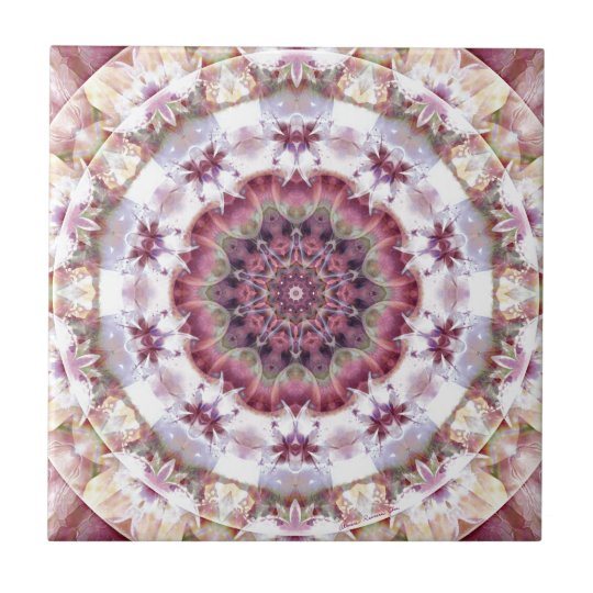 Mandalas from the Heart of Change 18, Gift Items Tile