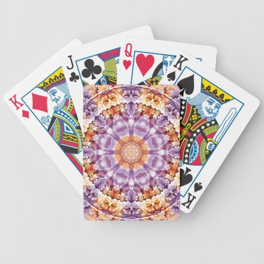 Mandalas from the Heart of Change 19, Gift Items Bicycle Playing Cards