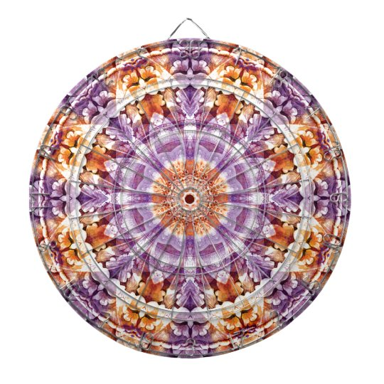 Mandalas from the Heart of Change 19, Gift Items Dartboard