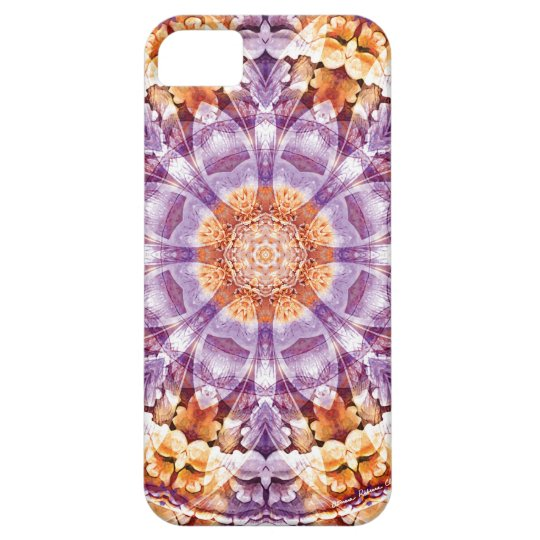 Mandalas from the Heart of Change 19, Gift Items iPhone 5 Cases