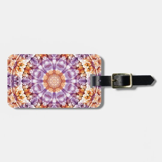 Mandalas from the Heart of Change 19, Gift Items Luggage Tag