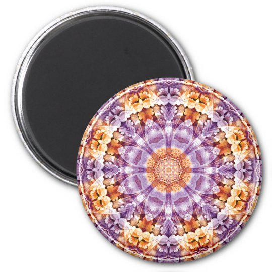 Mandalas from the Heart of Change 19, Gift Items Magnet