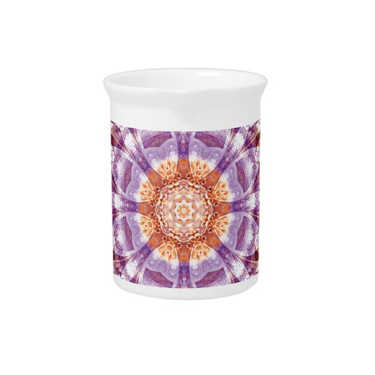 Mandalas from the Heart of Change 19, Gift Items Pitcher