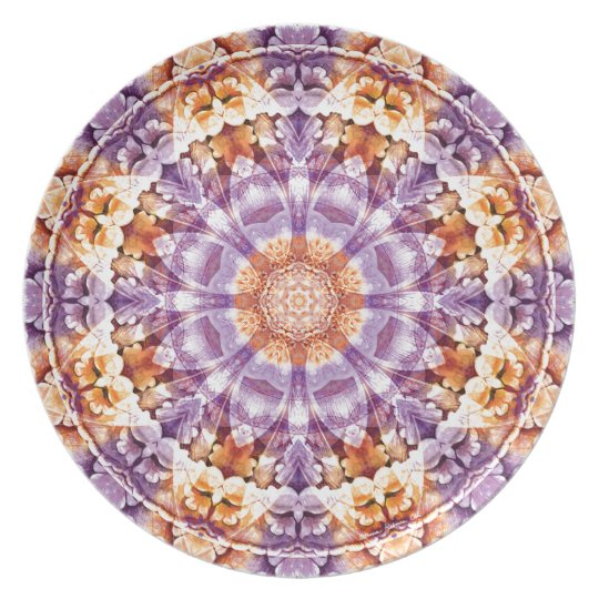 Mandalas from the Heart of Change 19, Gift Items Plate