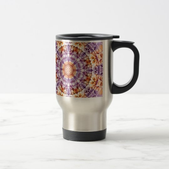 Mandalas from the Heart of Change 19, Gift Items Travel Mug
