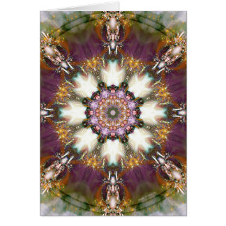 Mandalas from the Heart of Change 1, Card