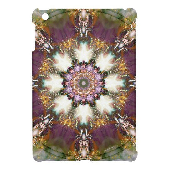 Mandalas from the Heart of Change 1, Gift Products Cover For The iPad Mini