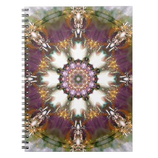 Mandalas from the Heart of Change 1, Gift Products Notebook