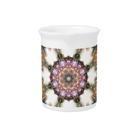 Mandalas from the Heart of Change 1, Gift Products Pitcher