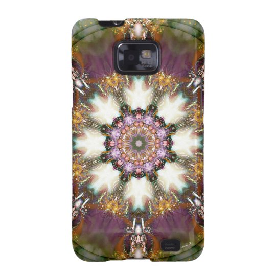 Mandalas from the Heart of Change 1, Gift Products Samsung Galaxy S2 Covers