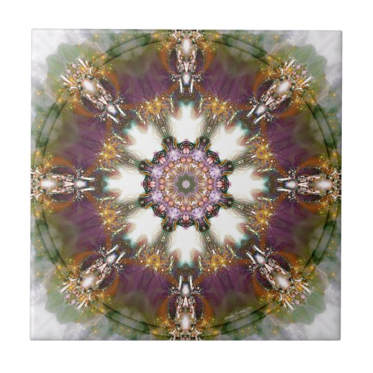 Mandalas from the Heart of Change 1, Gift Products Tile