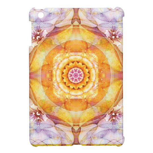 Mandalas from the Heart of Change 20, Gift Items iPad Mini Cases