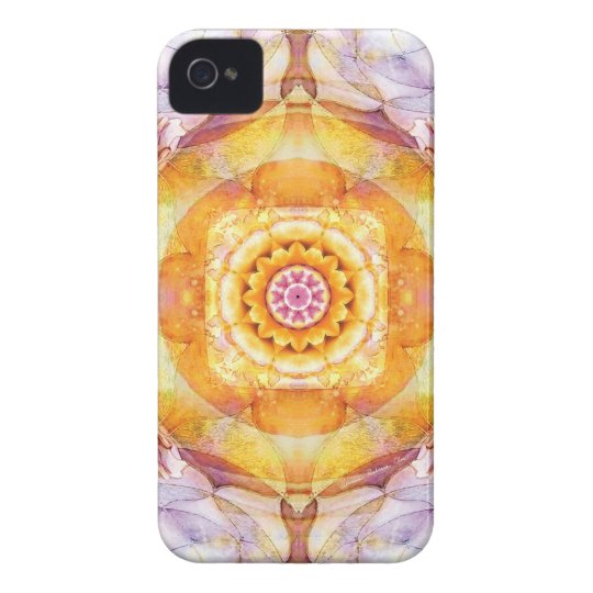 Mandalas from the Heart of Change 20, Gift Items iPhone 4 Cover