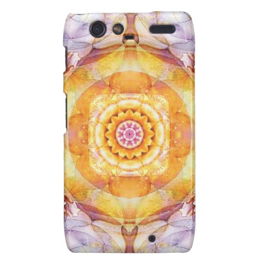 Mandalas from the Heart of Change 20, Gift Items Motorola Droid RAZR Covers