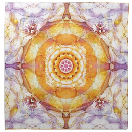 Mandalas from the Heart of Change 20, Gift Items Napkin