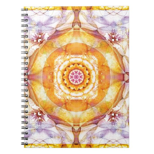 Mandalas from the Heart of Change 20, Gift Items Notebooks