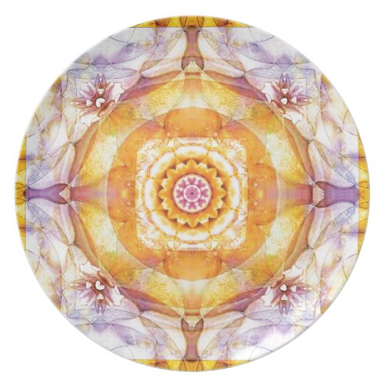Mandalas from the Heart of Change 20, Gift Items Plate