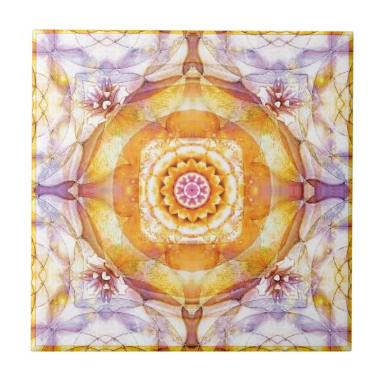 Mandalas from the Heart of Change 20, Gift Items Tile