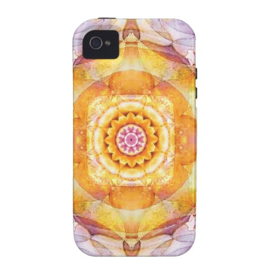 Mandalas from the Heart of Change 20, Gift Items Vibe iPhone 4 Case