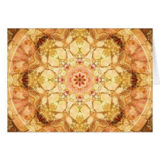 Mandalas from the Heart of Change 21, Card