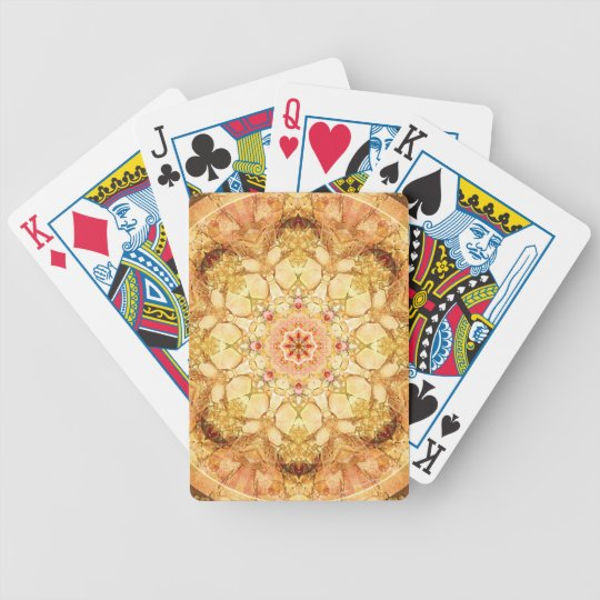 Mandalas from the Heart of Change 21, Gift Items Bicycle Playing Cards