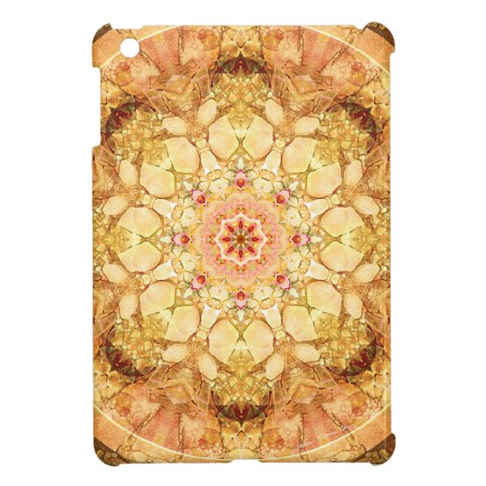 Mandalas from the Heart of Change 21, Gift Items iPad Mini Cases