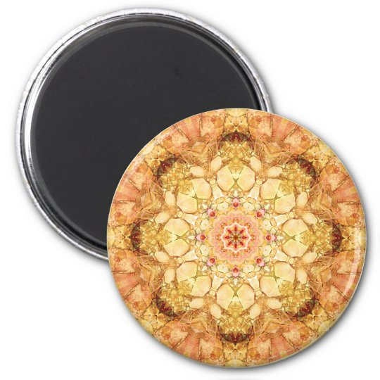 Mandalas from the Heart of Change 21, Gift Items Magnet