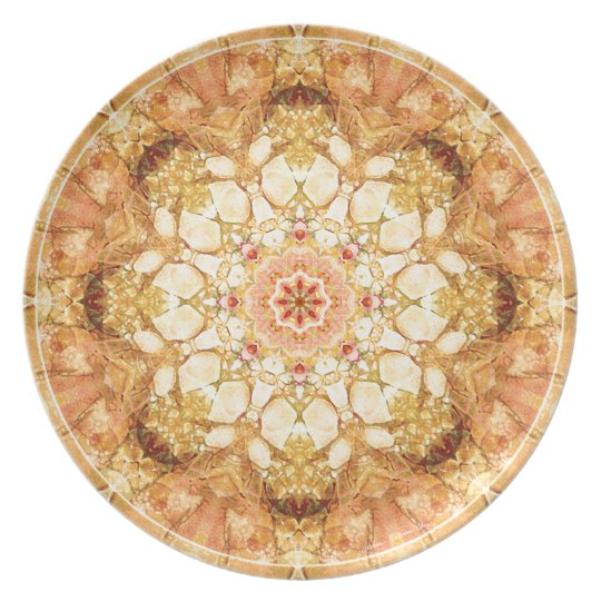 Mandalas from the Heart of Change 21, Gift Items Plate