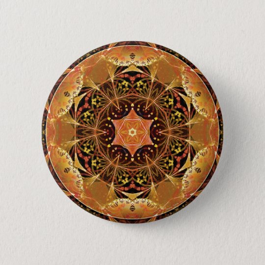 Mandalas from the Heart of Change 22, Gift Items 2 Inch Round Button