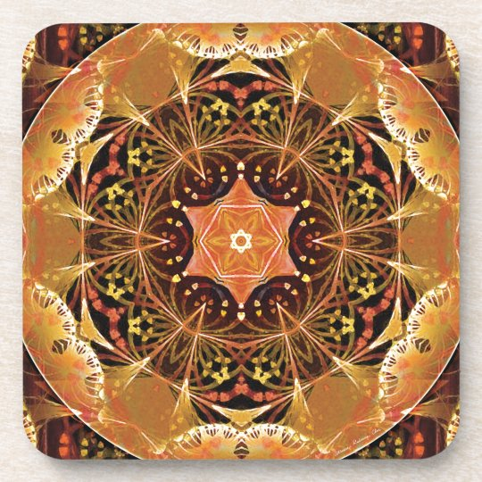 Mandalas from the Heart of Change 22, Gift Items Coaster