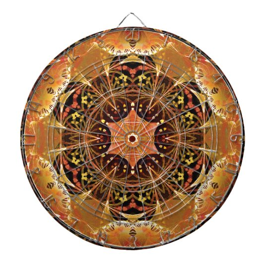 Mandalas from the Heart of Change 22, Gift Items Dartboard