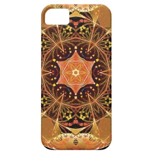 Mandalas from the Heart of Change 22, Gift Items iPhone 5 Case