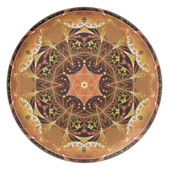 Mandalas from the Heart of Change 22, Gift Items Plate