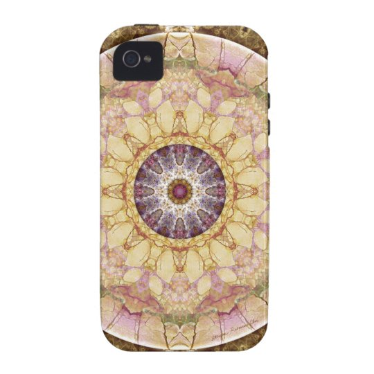 Mandalas from the Heart of Change 2, Gift Items Case For The iPhone 4