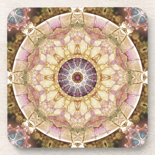 Mandalas from the Heart of Change 2, Gift Items Coaster