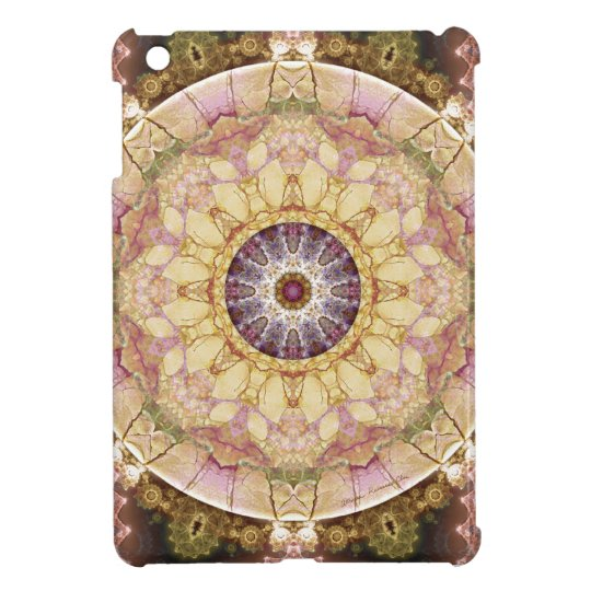 Mandalas from the Heart of Change 2, Gift Items iPad Mini Cover