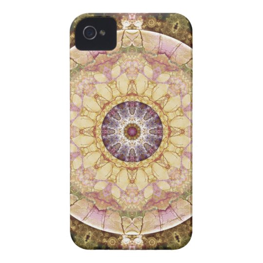 Mandalas from the Heart of Change 2, Gift Items iPhone 4 Covers