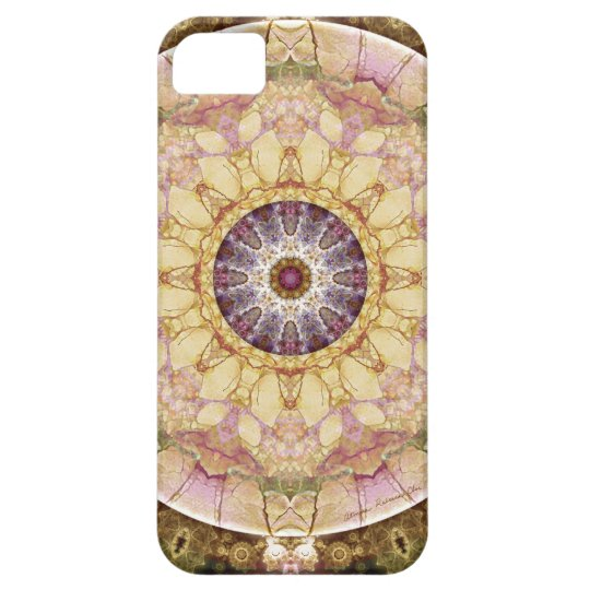Mandalas from the Heart of Change 2, Gift Items iPhone 5 Case