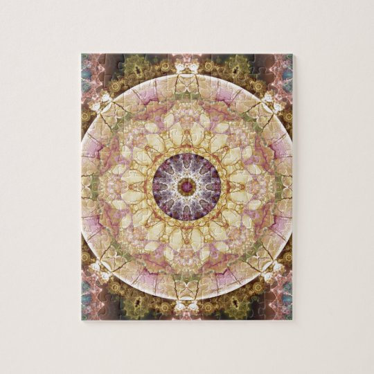 Mandalas from the Heart of Change 2, Gift Items Jigsaw Puzzle