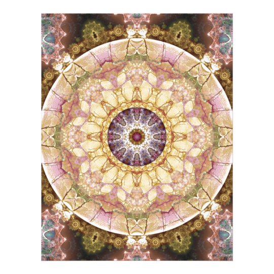 Mandalas from the Heart of Change 2, Gift Items Letterhead