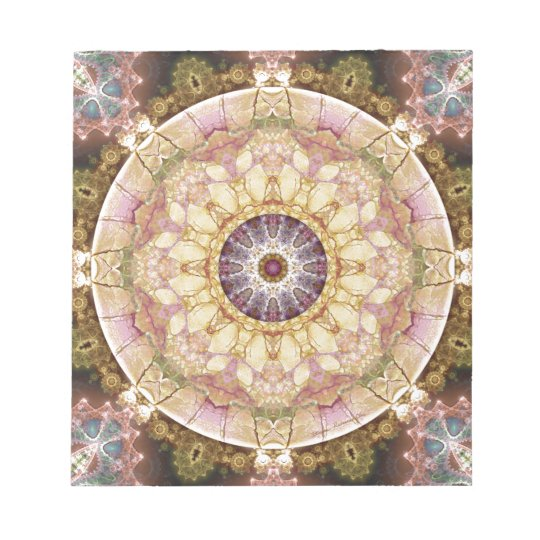 Mandalas from the Heart of Change 2, Gift Items Notepad