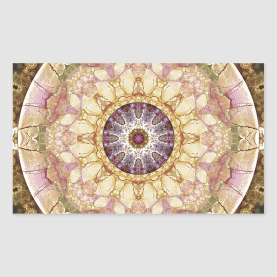 Mandalas from the Heart of Change 2, Gift Items Sticker