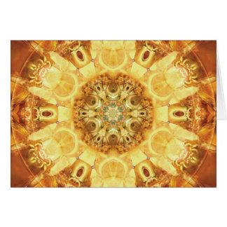 Mandalas from the Heart of Change 3, Card