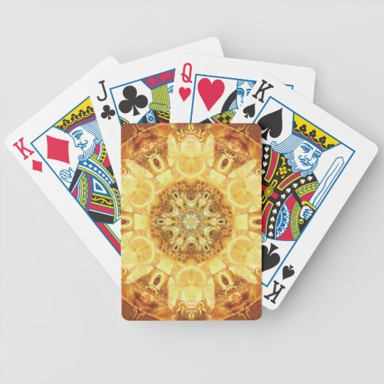 Mandalas from the Heart of Change 3, Gift Items Bicycle Playing Cards