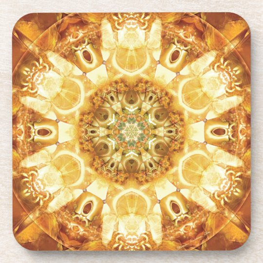 Mandalas from the Heart of Change 3, Gift Items Coaster