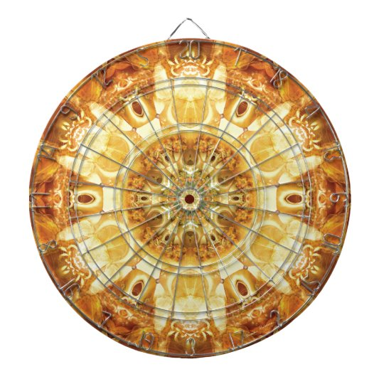 Mandalas from the Heart of Change 3, Gift Items Dartboard