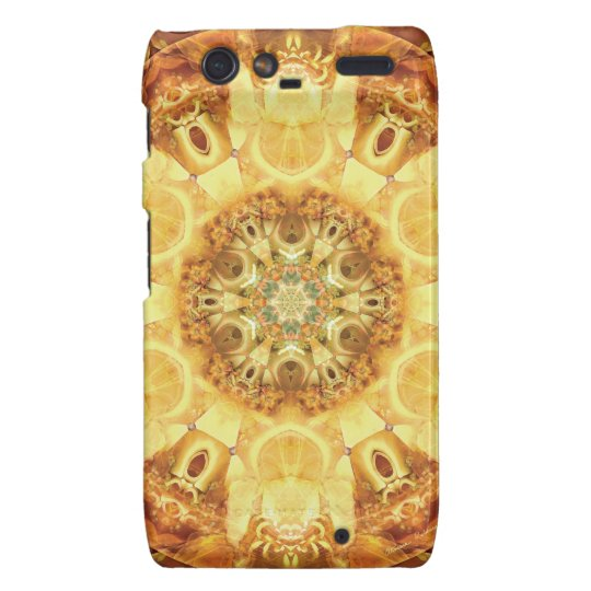 Mandalas from the Heart of Change 3, Gift Items Droid RAZR Case