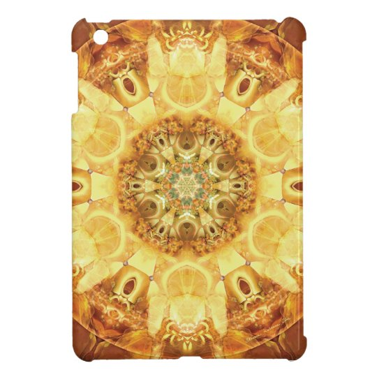 Mandalas from the Heart of Change 3, Gift Items iPad Mini Case