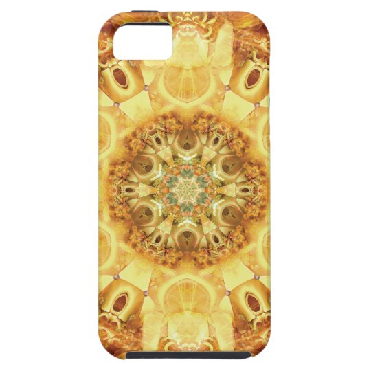 Mandalas from the Heart of Change 3, Gift Items iPhone 5 Case