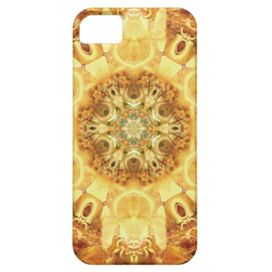 Mandalas from the Heart of Change 3, Gift Items iPhone 5 Cover